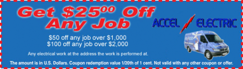 $25 Off Any Job