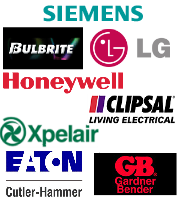 electrical brand names
